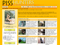 Piss Hunters -  2 Days Trial for $6.95
